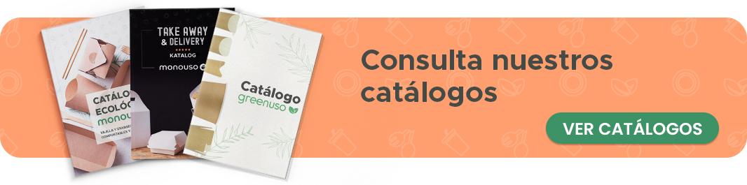 Banner de descarga de catálogos de Monouso